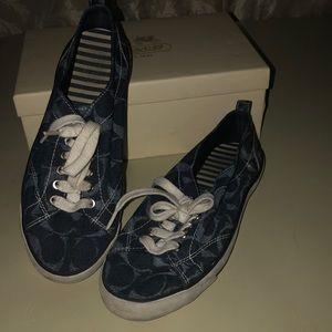 Jean COACH Shoes